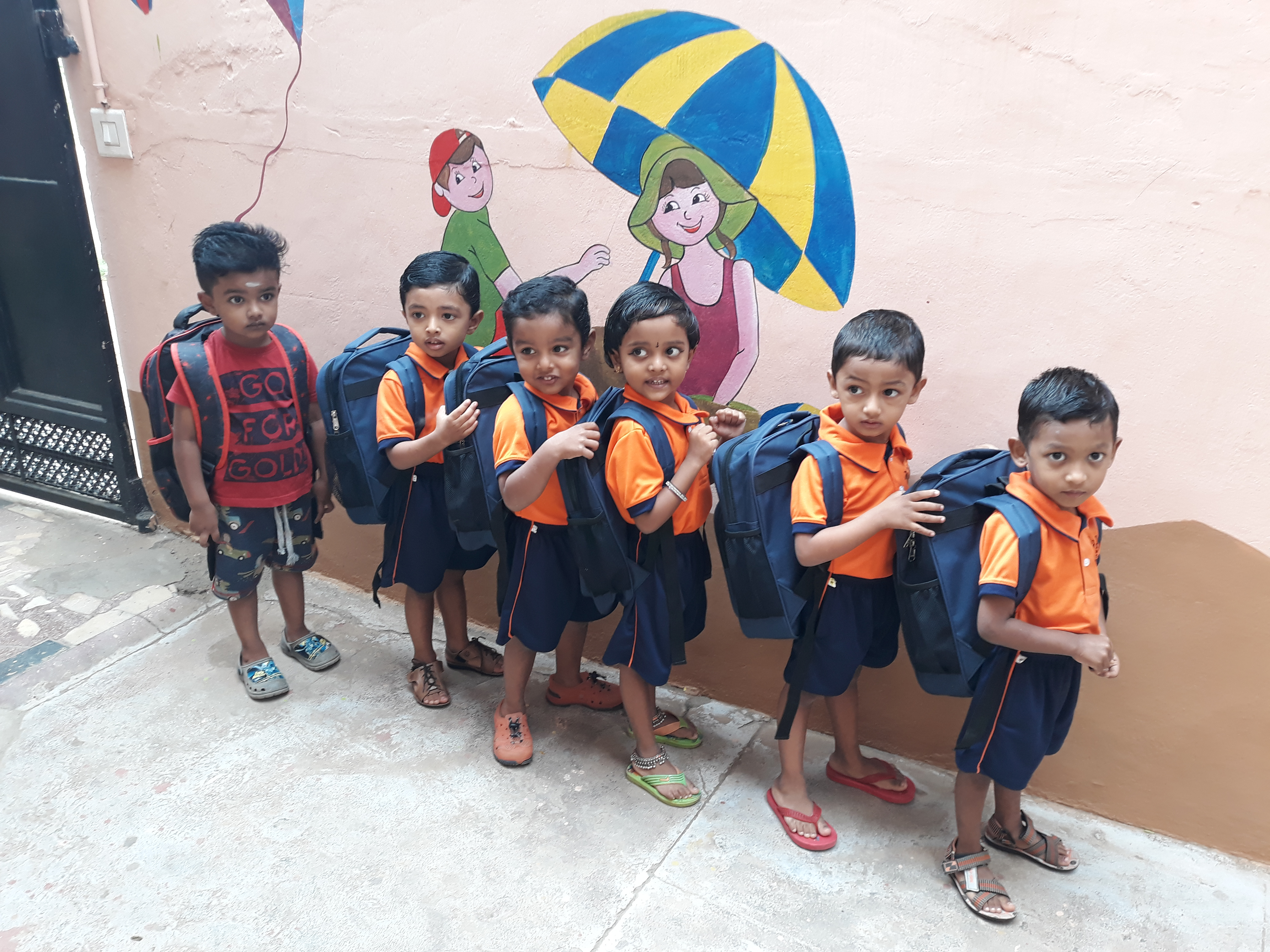 day care in coimbatore